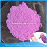 El cambio de color por el sol de moldeo por inyección de pigmentos fotocromáticos