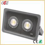 La iluminación exterior alto CRI IP66 100W/150W Reflector LED impermeable COB CREE resistente al agua, las lámparas LED