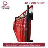 Sistema de supresión de alta presión de fuego de la venta del CO2 caliente del extintor