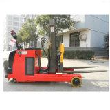 Carro eléctrico del alcance de 1.5 toneladas del regulador del equipo de manipulación de materiales del almacén