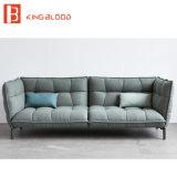 Estilo europeu seccionais tufados sofá para sala de estar