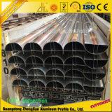 Los fabricantes de China anodizaron la partición de la oficina del perfil de aluminio de la protuberancia