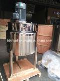 Homogénisateurs verticaux de réservoirs d'acier inoxydable pour le jus