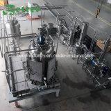 Aço inoxidável do tanque de armazenagem de Limpeza CIP