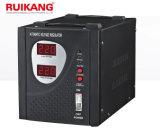 ホーム使用のデジタルメートルの表示自動電圧安定装置