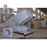 Broyeur en plastique de pipe de la pipe Crusher/HDPE de la pipe Crusher/PVC de PVC