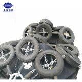Pára-choques de borracha pneumáticos de flutuação de alta pressão