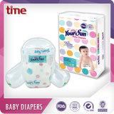 Super doux ULTRA absorbante dorloter avec certificat de la FDA des couches pour bébé