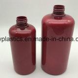 Твердо - покрашенная и довольно цилиндрическая бутылка Plstic лоснистая для жидкостного пакета