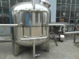 Instalación de tratamiento del filtro de agua del RO del acero inoxidable
