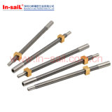 CNC Precision Linear Tapped Shafts