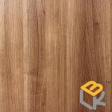 Teakholz-hölzernes Korn-dekoratives Melamin imprägniertes Papier für Furnier-Blatt, Küche, Fußboden, Tür und Möbel vom chinesischen Hersteller