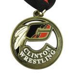 Sports를 위한 승진 Cheap Hanger Medal