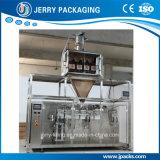 Máquina de embalagem de enchimento pré-formada horizontal do saquinho do malote para o pó