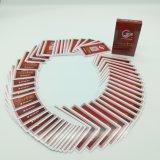 Cutomized 디자인 고품질 100% 빨 수 있는 소성 물질 가득 차있는 부지깽이 갑판 54 카드 Yh369