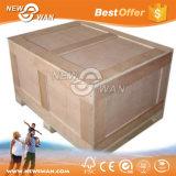 Emballage en bois imperméable à l'eau pour le coffret de conditionnement