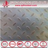 Plaque Checkered galvanisée par plaque Checkered de larme