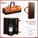 2014년 가짜 Leather Single Wine Bottle Box (5593R1)