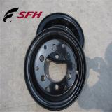 Rotella e puleggia composta dell'orlo con il pneumatico 650-10 (500F-10)