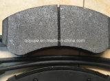 6c112K021A1e de semi Stootkussens van de Rem van het Metaal voor Doorwaadbare plaats
