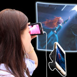 Phone를 위한 휴대용 Figment Virtual Reality Vr Case 3D Glasses