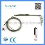 露出された先端の接続点EgtセンサーKのタイプ熱電対を使って