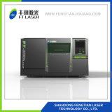 2000W encerrou proteção cheia a máquina de gravura trocada 6020 da estaca do laser da fibra da plataforma