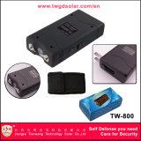 Mini armas de aturdimiento de alto voltaje con el dispositivo de choque (TW-800)