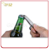 Personalizado Debossed Impreso Antique Sliver Metal Bottle Opener