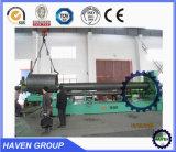 Machine de roulement de dépliement de plaque universelle supérieure hydraulique du rouleau W11S-16X2000