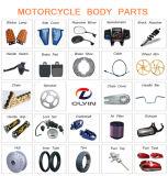 Moto de las partes del cuerpo de aluminio, Cy80 Moto motocicleta para piezas de repuesto de zapatas de freno