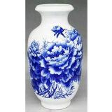 Chinees Porselein die Ceramische Vaas Lw593 schilderen