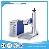 máquina da marcação do laser da fibra de 10W /20W /50W para materiais diferentes