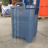 60L LLDPE recipiente de entrega de comida rápida de plástico