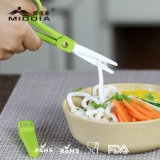 Zirconia Ceramic Baby Food Scissors for Vegetable Cutting