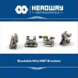 (小型か標準) Bondable Mbtブラケットの歯科製品