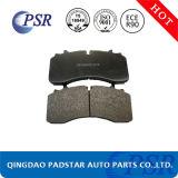 Sekundärmarkt-halb metallischer Hochleistungs-LKW-Bremsbelag für MERCEDES-BENZ