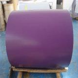 Il colore di PPGI ha ricoperto la bobina d'acciaio/bobina d'acciaio preverniciata di PPGI per tetto