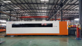 Máquina de corte a laser de fibra transferível para uso industrial 2000X6000mm