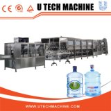 Barillet entièrement automatique Machine de remplissage de 5 gallons d'eau/ligne
