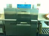 Piccola macchina automatica della lavapiatti del trasportatore Eco-LC260
