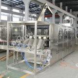 Acero inoxidable de la serie de Qgf máquina del lacre del casquillo de la botella de agua de 5 galones que se lava