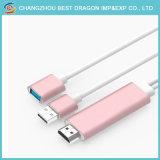 2018 Novo 3.1 Micro carga rápida de dados USB Cabo do tipo C
