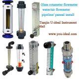 Le tube de verre Rotameter avec indicateur de niveau d'huile de l'interrupteur d'alarme