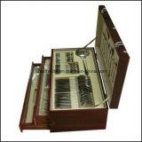 Wooden Caseの125PCS Cutlery Set