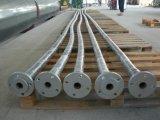 Prolungare il tubo flessibile di ceramica dell'allumina di tempo di impiego