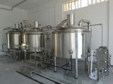 500Lセリウムの蒸気のジャケットの証明書の醸造物のステンレス鋼のやかん