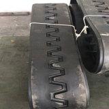 Largement utilisé Blaw Knox PF4410 l'asphalte finisseur chenille en caoutchouc (356*152,4*46)