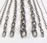 Acciaio inossidabile G50 304/316 di catena a maglia con l'alta qualità