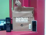 OEM-производитель рекламы складные нетканого материала женская сумка